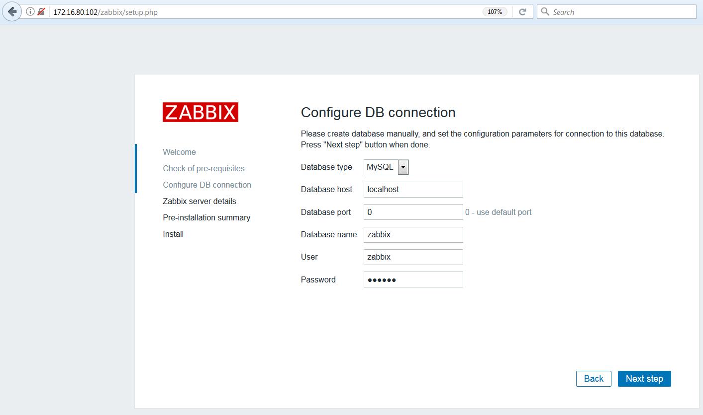 monitoring siete zabbix 3