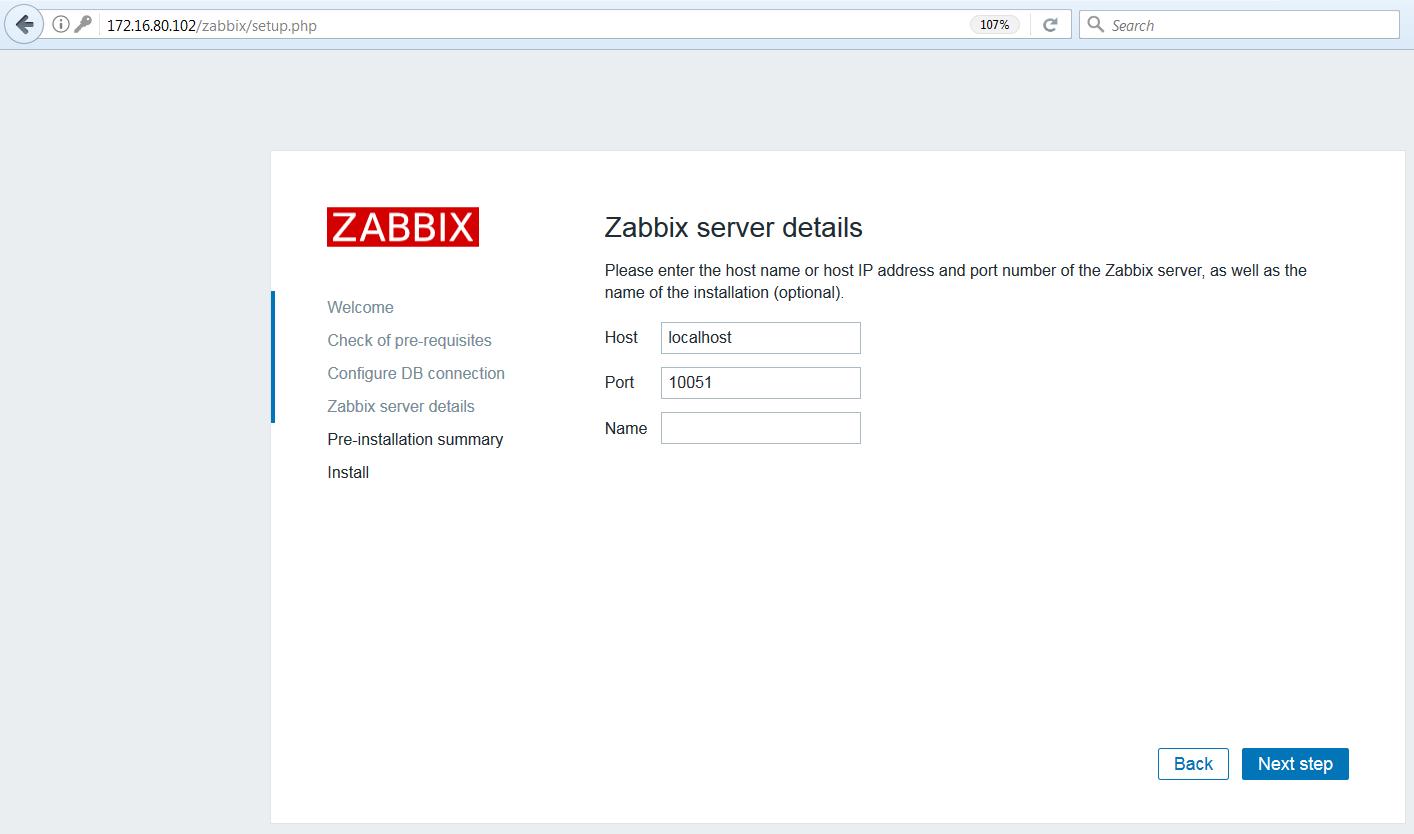 monitoring siete zabbix 4